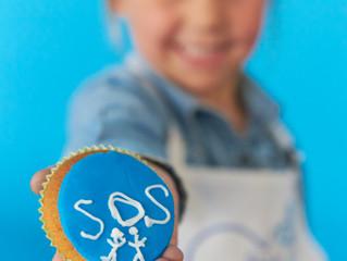 Cupcakes bakken voor schoolboeken en krijtjes: BSO kinderen van de Plu doen mee aan de 1e landelijke