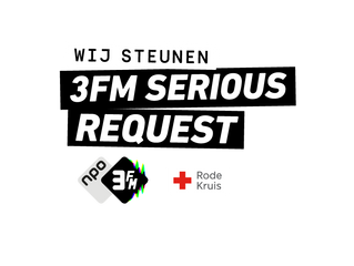 De Plu bakt voor Serious Request
