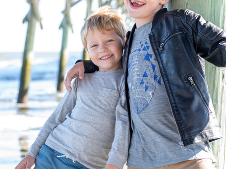 How to get your kids to smile for pictures — every time!