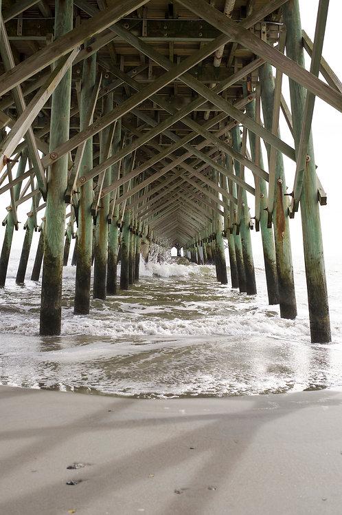Under Folly Pier