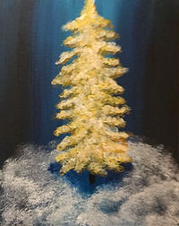 Golden Pine Tree.jpeg