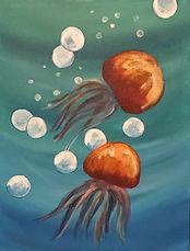Jellyfish Level 1