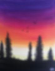 Sunset Level 1