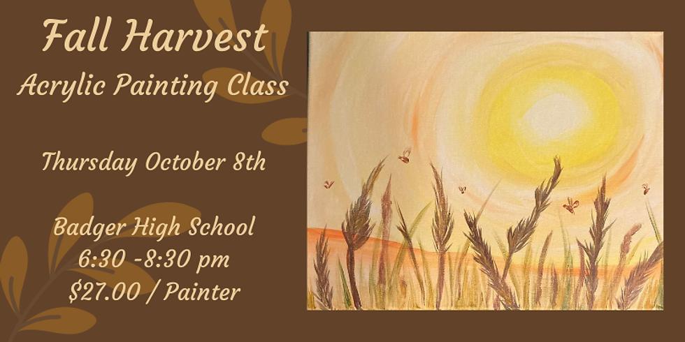Fall Harvest - Badger High