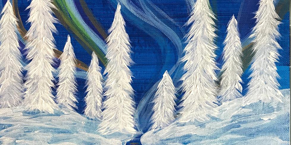 Fairy Snow Tree