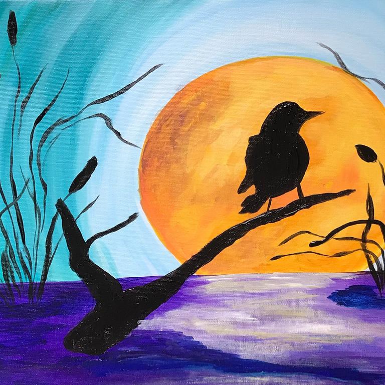 Moonlight Sparrow