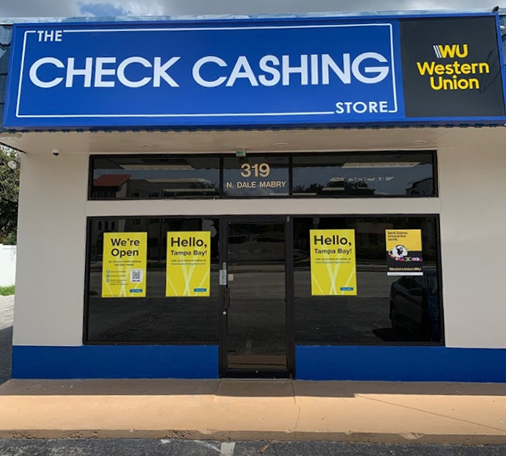 The Check Cashing Store (2)