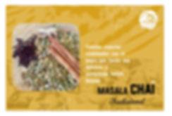 Masala Chai, Chai Natural, Chai Tradicional, Proveedor Cafeterías, Proveedor Hotelería, Productor Té Chai, Spicy Adama, te chai