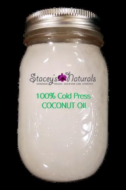 Coconut Oil 16oz Jar