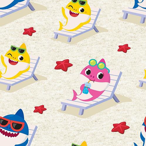 Baby Shark Starfish Beach - Springs Collective