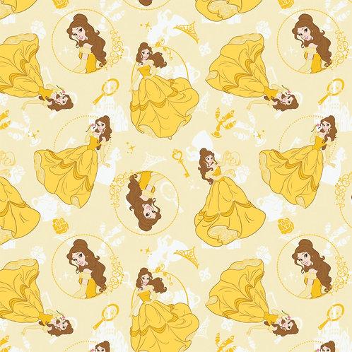 Disney Princess Belle - Camelot Fabrics