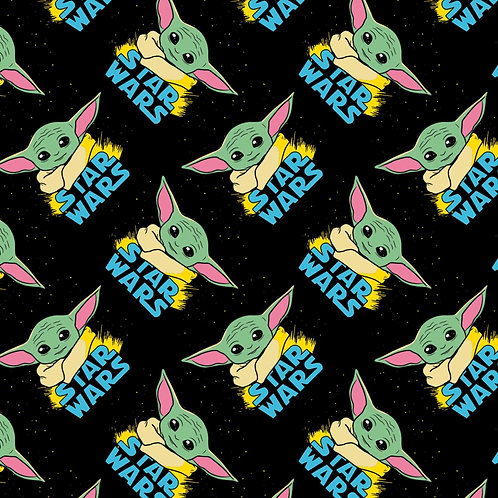 Star Wars Mandalorian The Child - Camelot Fabrics