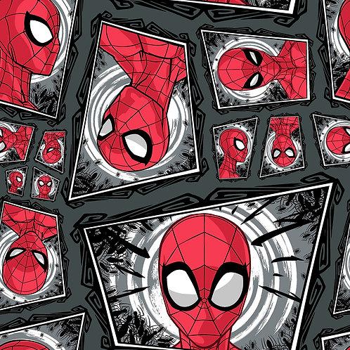 Marvel Spiderman Comic Swirl - Springs Creative