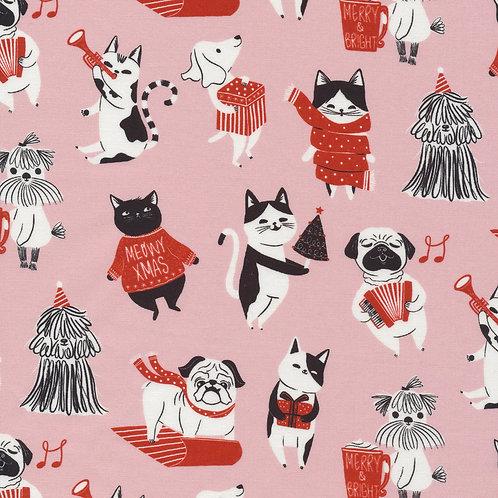 Pawsome Holidays - Cloud 9 Fabrics