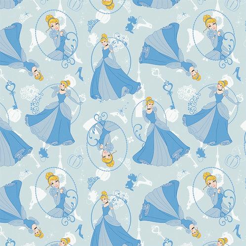 Disney Princess Cinderella - Camelot Fabrics