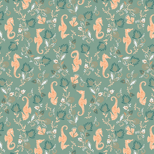 Seafoam Seahorse - Camelot