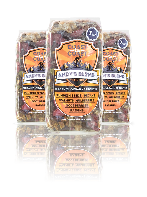 - Andy's Blend - Three Bags