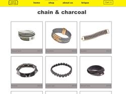 Chain & Charcoal