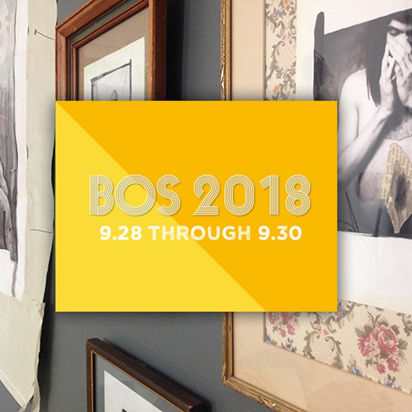 Bushwick Open Studios 2018