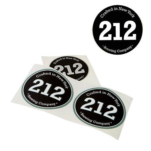 212 Stickers