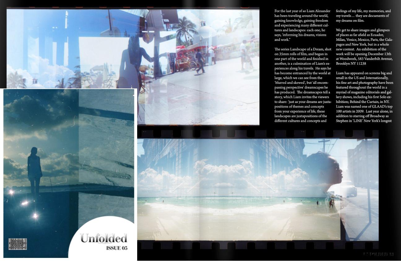Unfolded Magazine