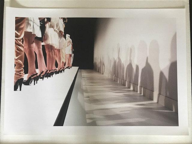 Shadows, Elise Overland, NYC Fashion Week