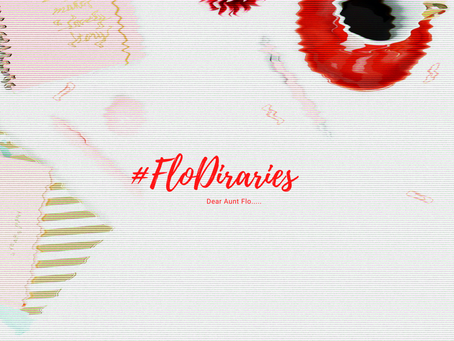 #FLODIARIES - Musings of the menstruating woman