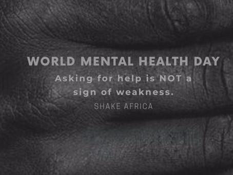 SHAKE talks Mental Health