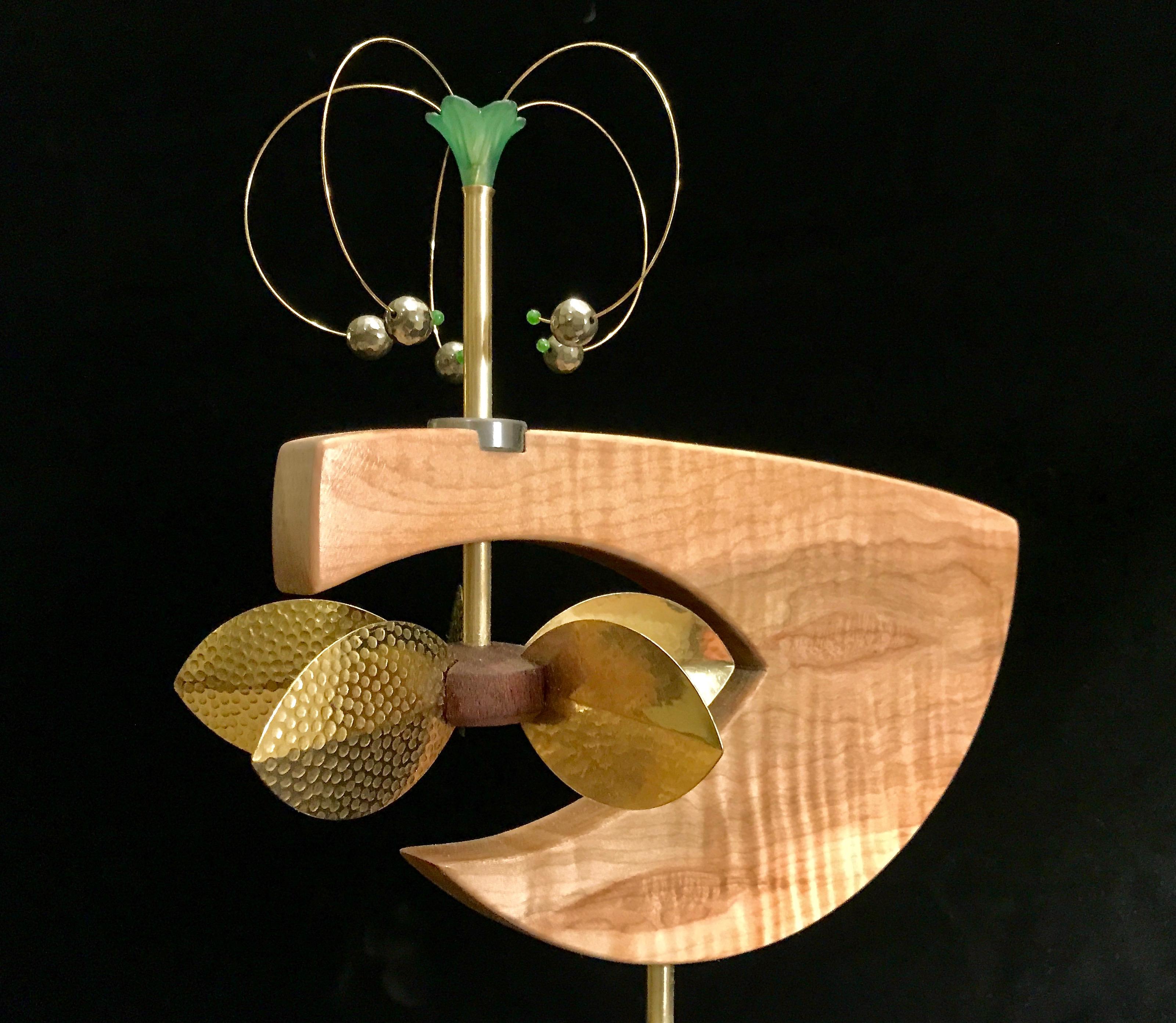 Memory Wire Spinner Whirligig