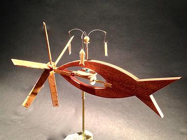 Barracuda Whirligig