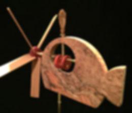 Handfish Whirligig