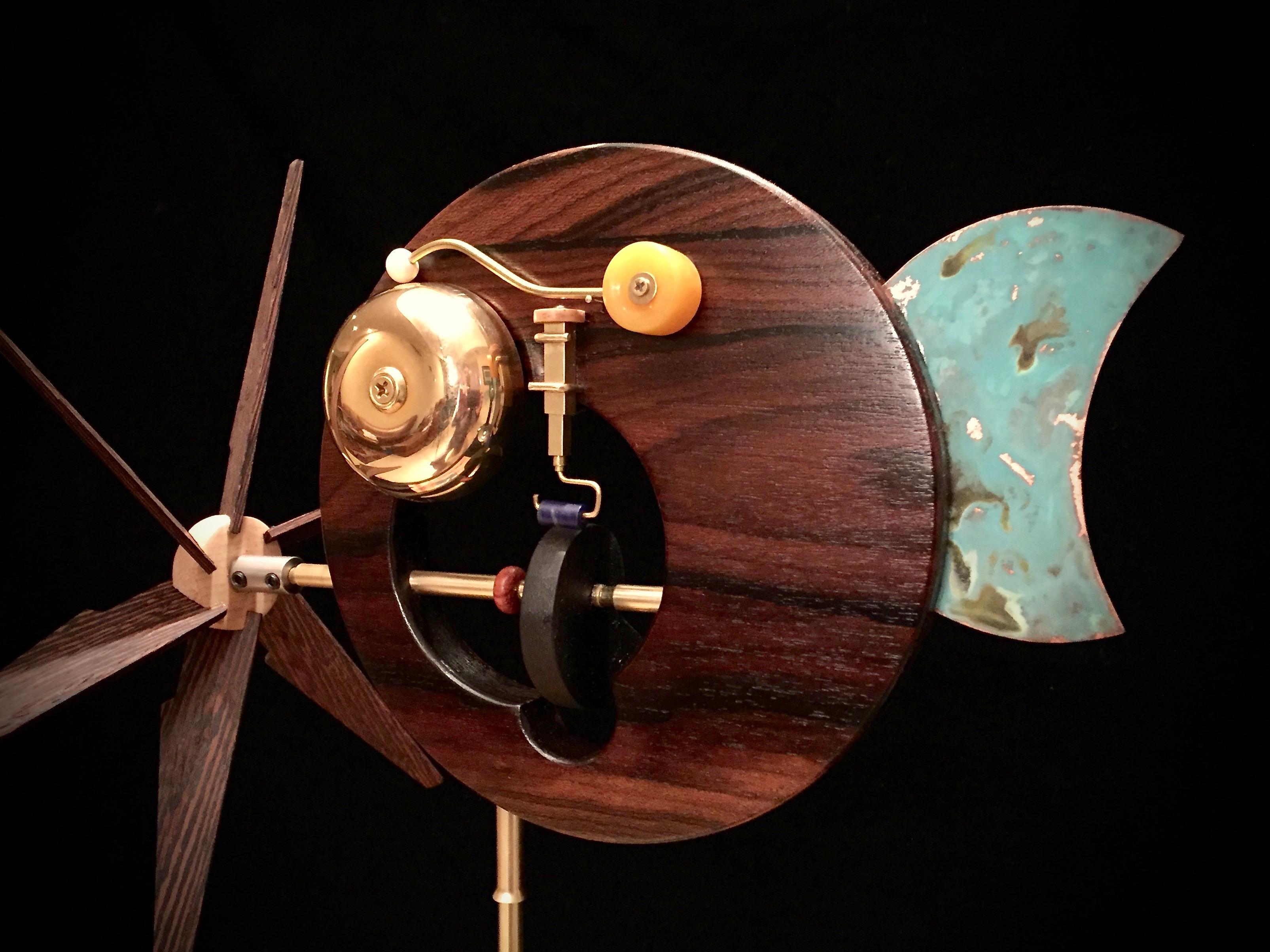 Pufferfish Whirligig