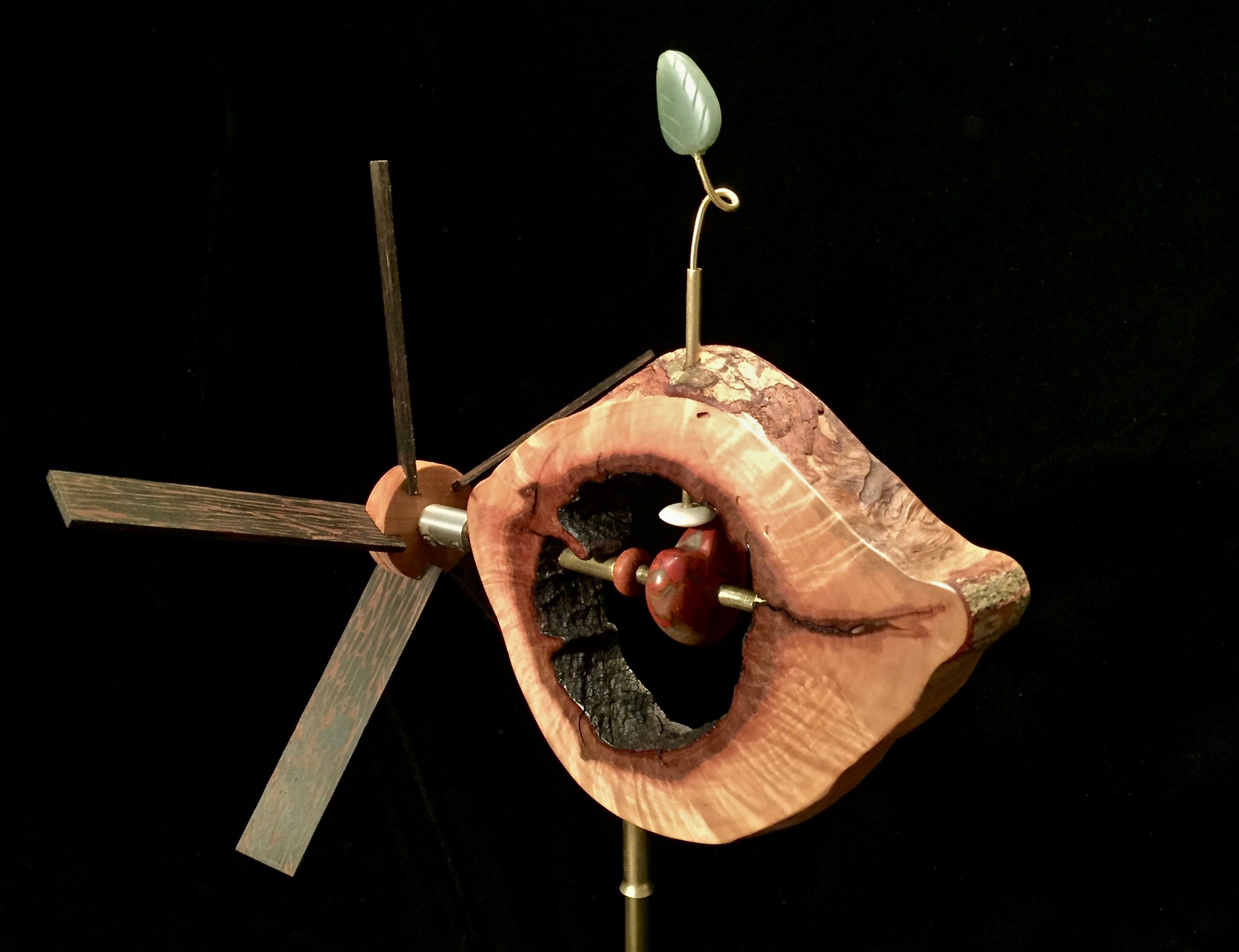 Peace Dove Whirligig