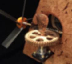 Gearfish Whirligig