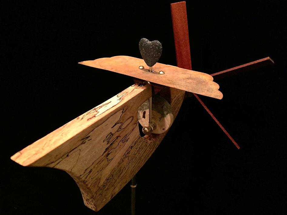 Flying Whirligig