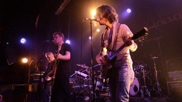 Concert rock à la boule noire