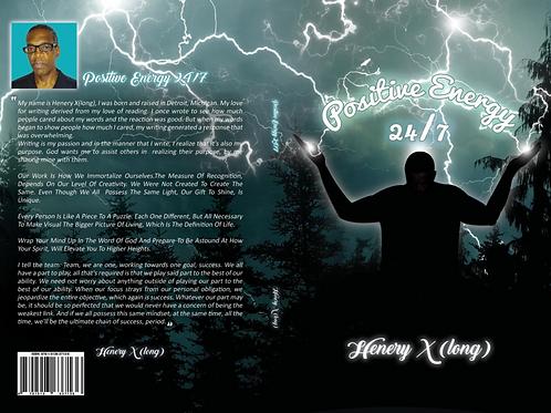 Positive Energy 24/7 Paperback