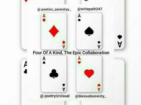 Four Of A Kind, A Epic Collaboration