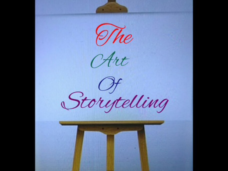 The Art Of Story Telling