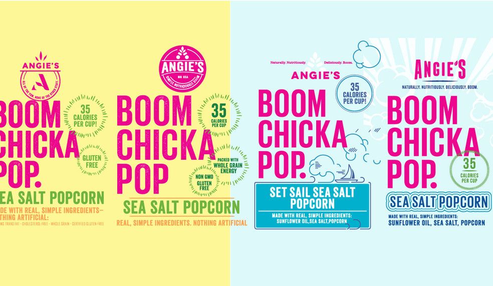 Angie's Boom Chicka Pop (Click to View)