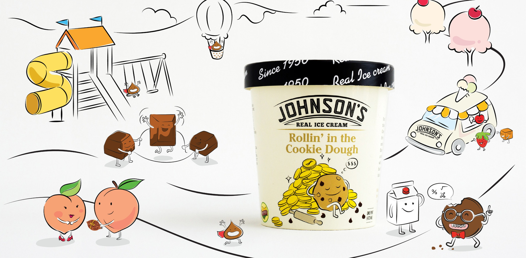 Johnson's Ice Cream (Click to View)