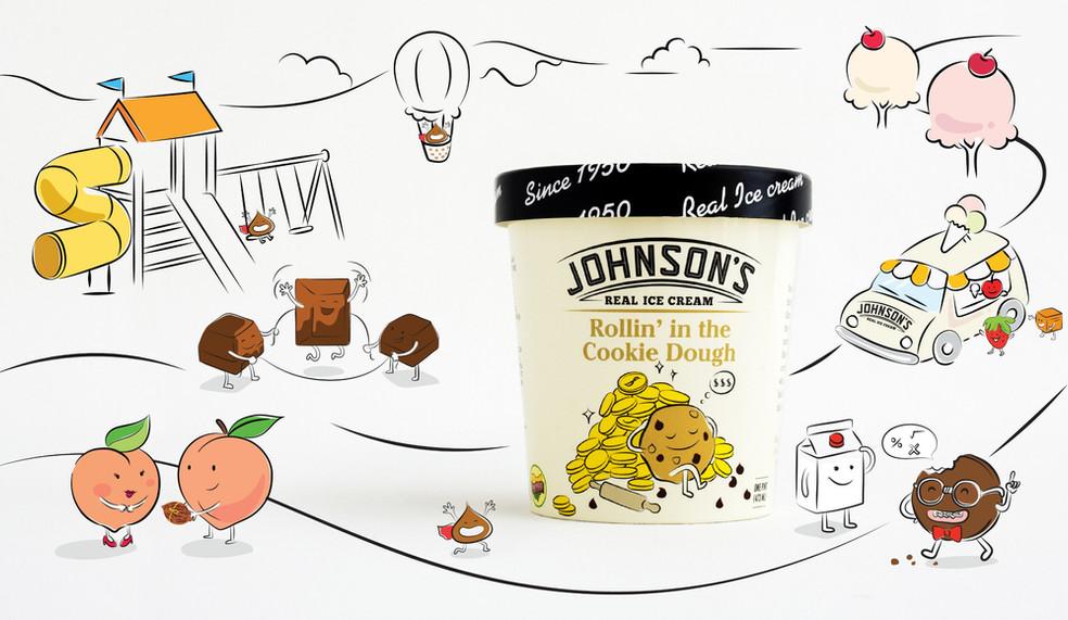 Johnson's Ice Cream (Click to View)