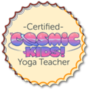 Certified Cosmic Kids yoga teacher 500px
