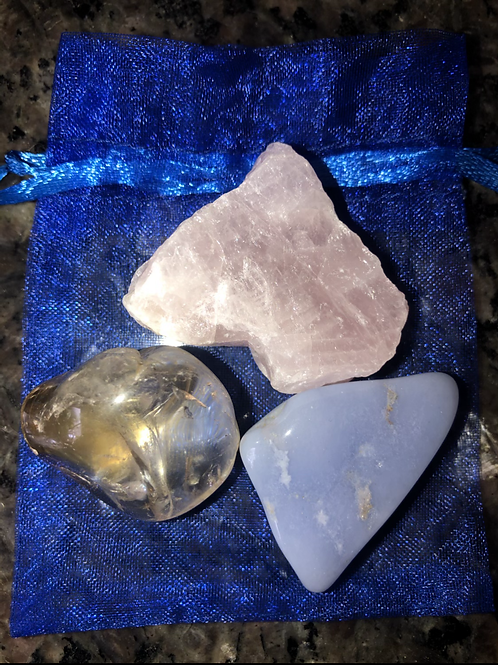 Crystals for Mom + Baby