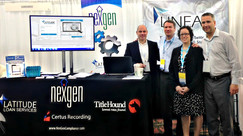 Thank you to everyone who stopped by our booth last week at Ellie Mae's Encompass Conference!