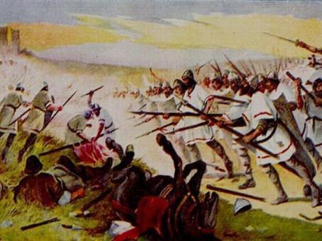 A Batalha de São Mamed