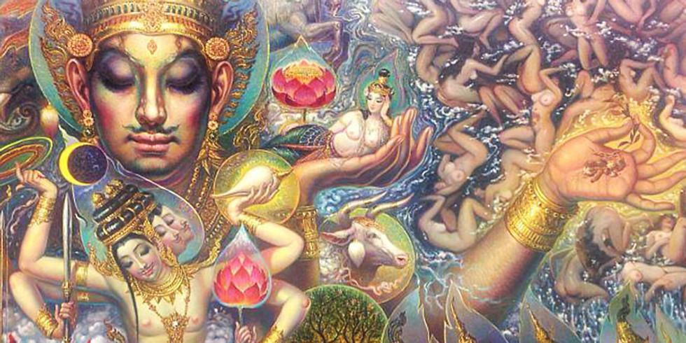 O Império dos Vírus, o Samudra Manthan e o Ayurveda