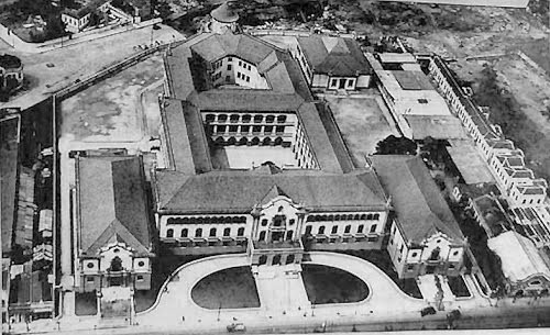 FOTO: Instituto de Educação na década de 30