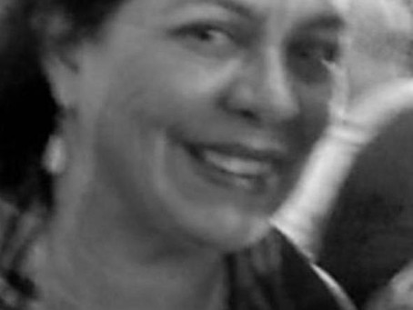 Nota de Pesar Professora Rosa Maria Alves