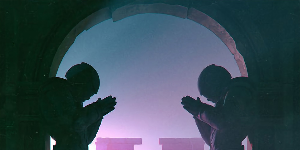 A Via Crucis do Criador Caído: DECIFREM-ME!